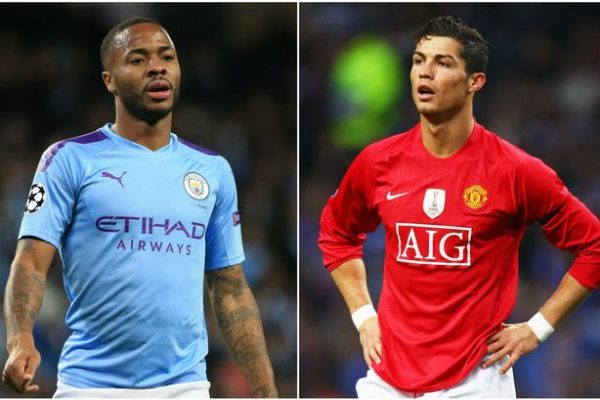 Sterling may move away from Manchester City if Ronaldo joins.