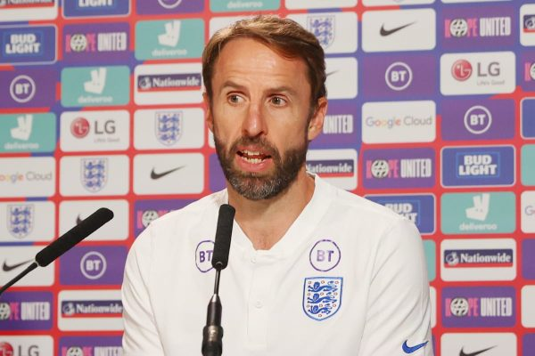 England manager Gareth Southgate has revealed he was heavily attacked after supporting vaccination against COVID-19.